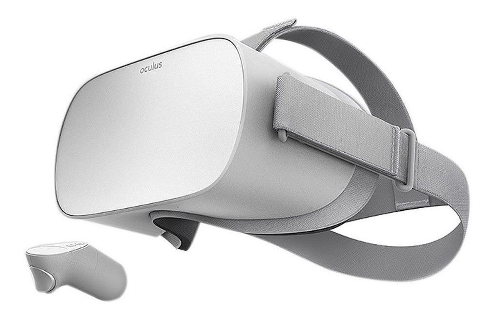 Oculus Go Vr Headset Gafas De Realidad Virtual 64gb Open Box