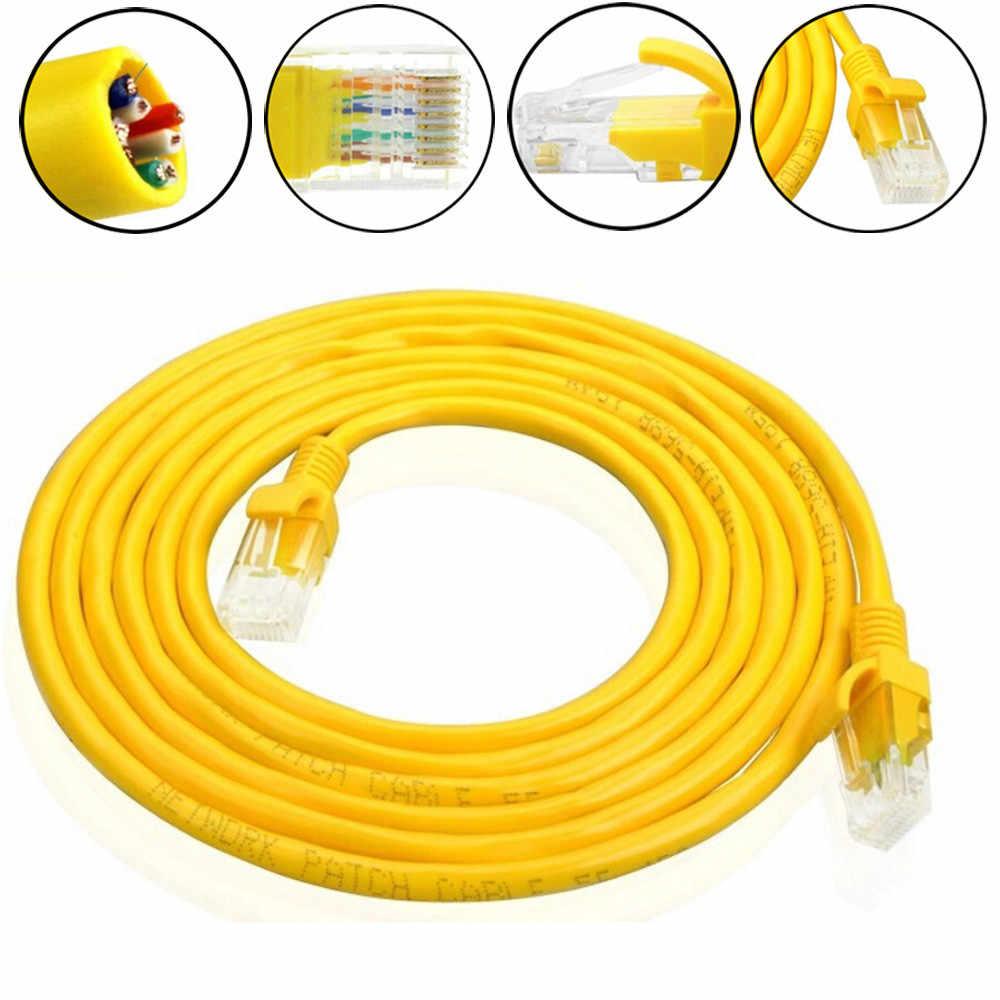 Cable De Red Rj45 Categoría 6 15 Mt