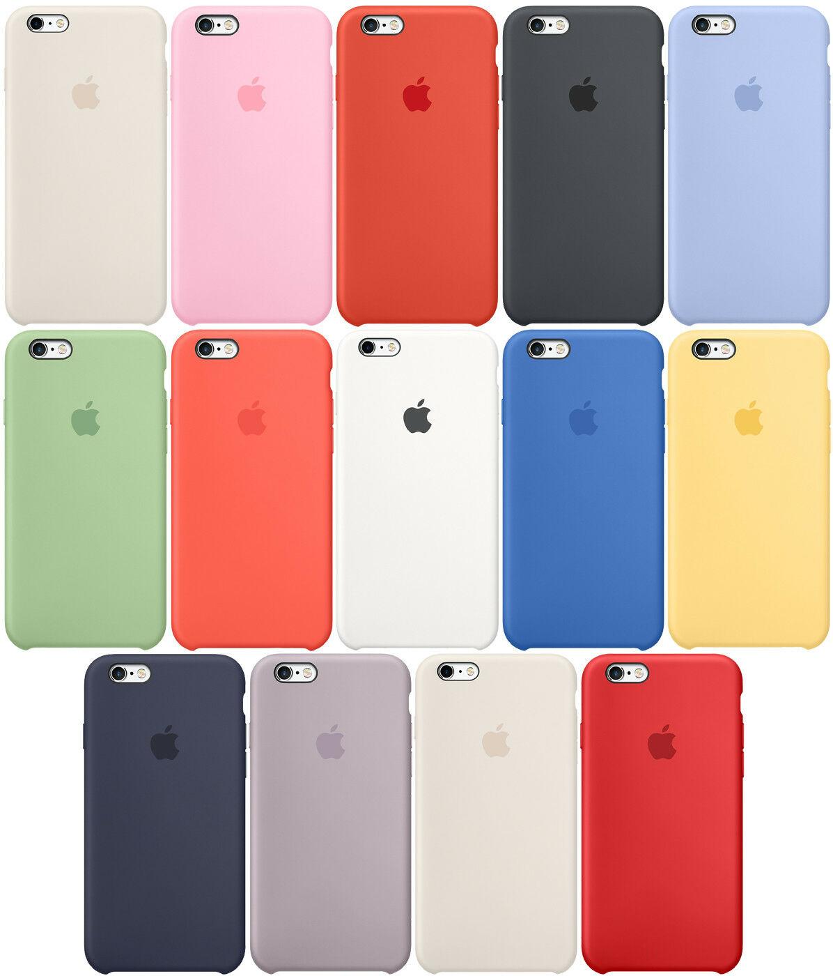 Apple Funda Estuche Silicone Case iPhone 6 / 6s