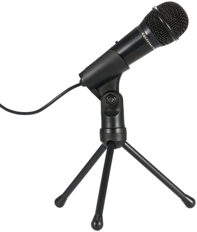 Micrófono Condensador Profesional Sf-910
