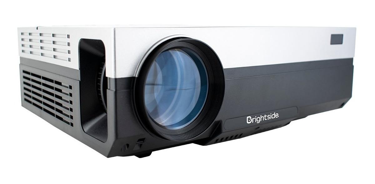 Video Beam Proyector Bspj-003 Brightside Full Hd 170pulgadas
