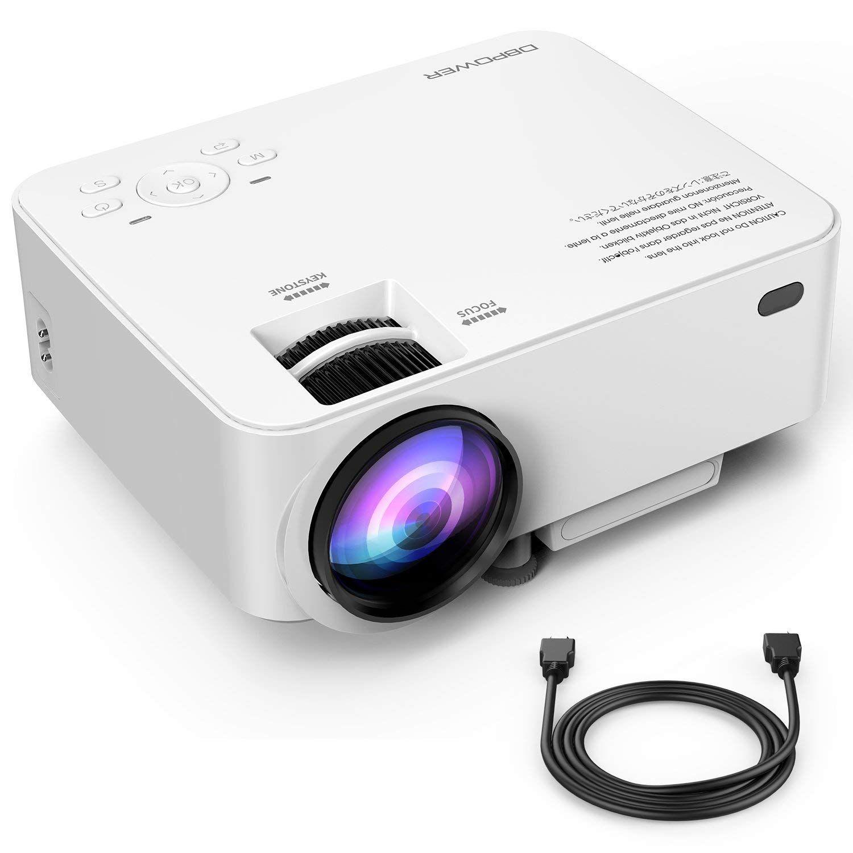 Proyector Led Video Beam 1800lumens Full Hd 1080p 130