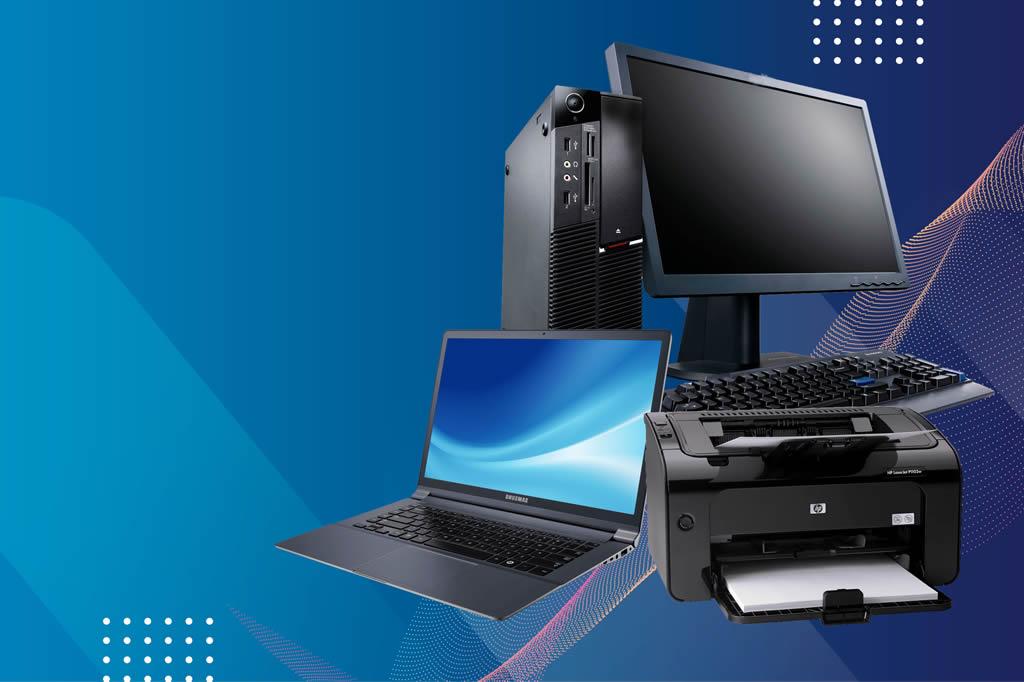 Computadores e impresoras